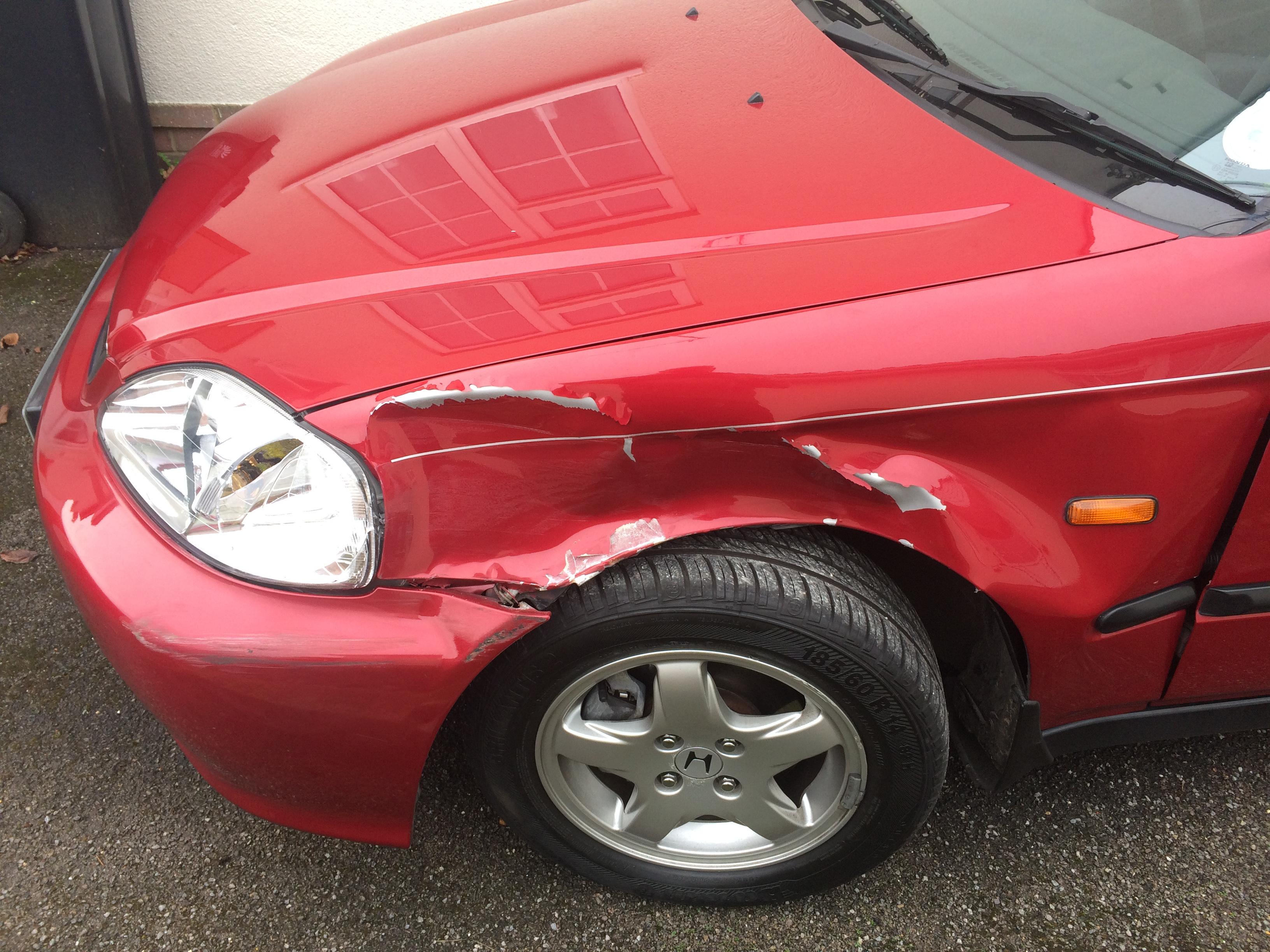 CARS Repairs 110