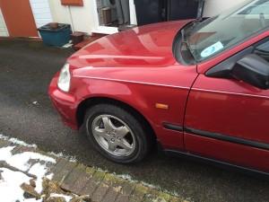CARS Repairs 129